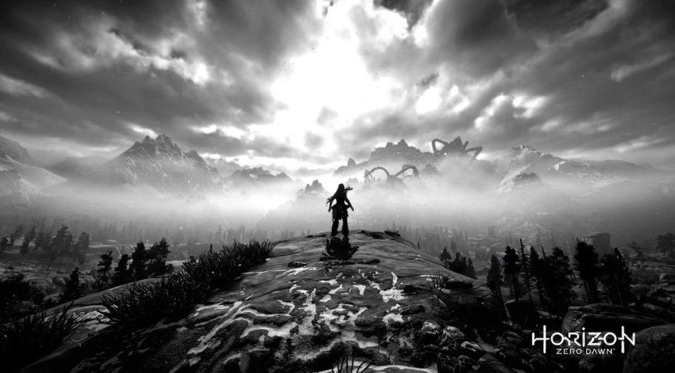Horizon zero dawnscreenshot amazing world # ...