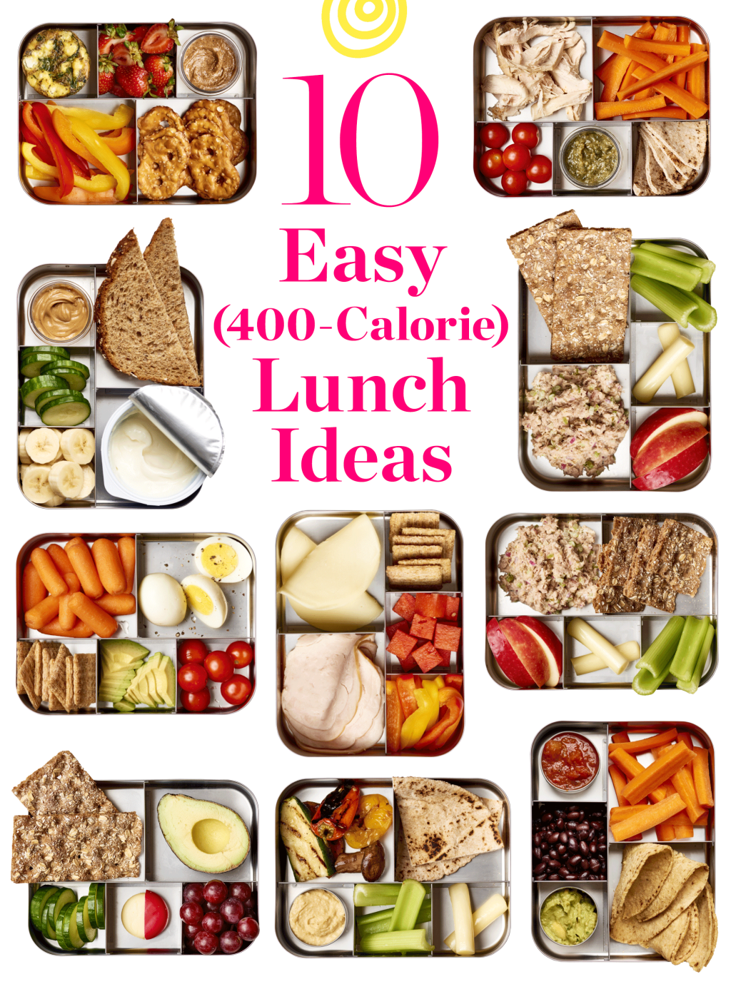 10 Quick and Easy Lunch Ideas Under 400 Calories images