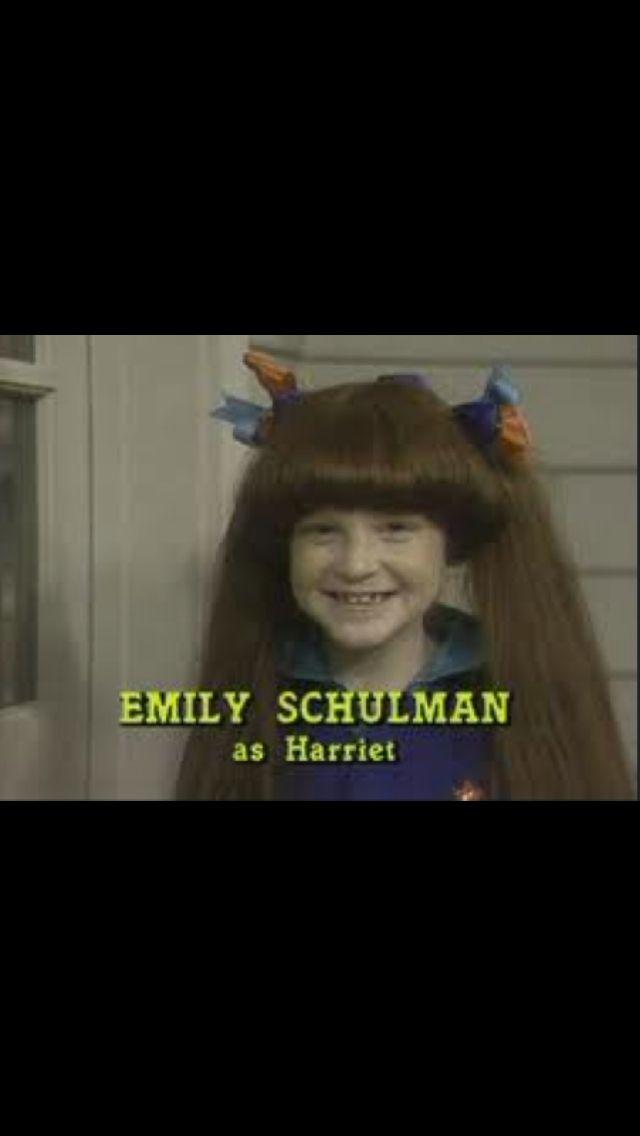 Emily Schulman as Harriett on Small Wonder.