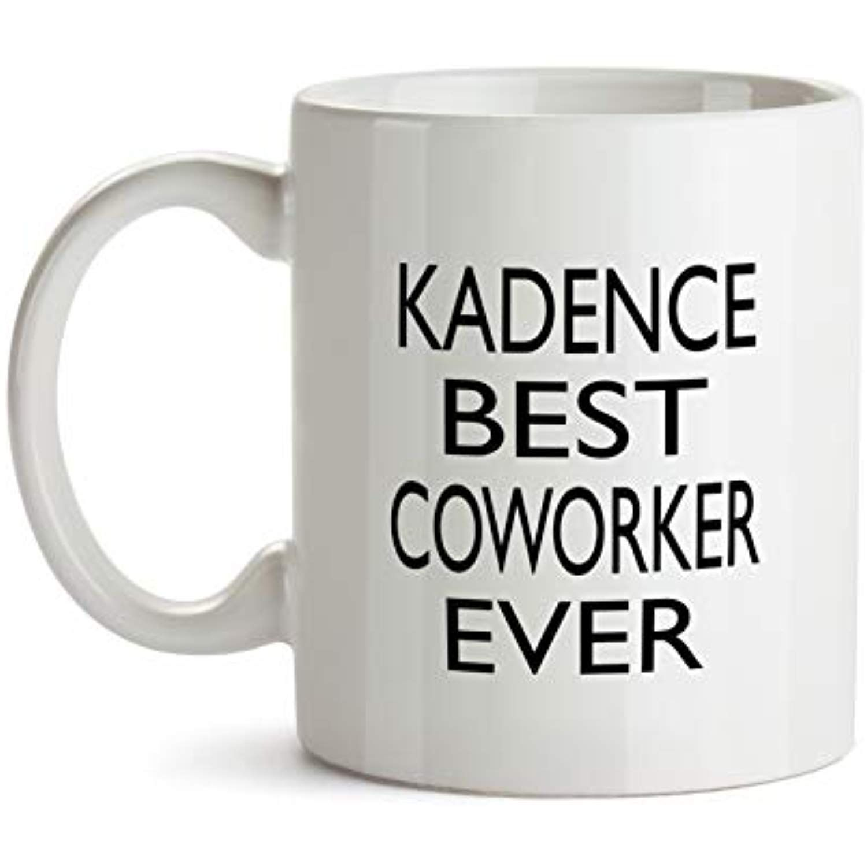 Kadence Best Co Worker Ever Gift Mug