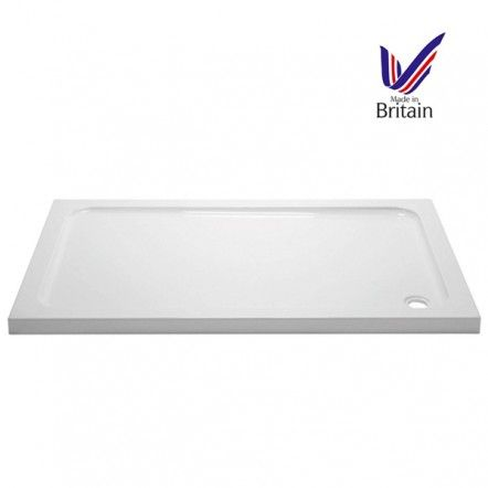 April Rectangular 1700 X 900 Shower Tray Shower Tray Large Shower Trays Walk In Shower Enclosures