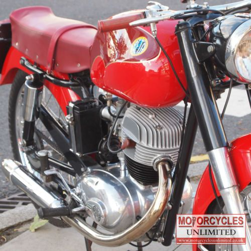 1956 Beta 150 Vintage Italian Bike For Sale SOLD (With