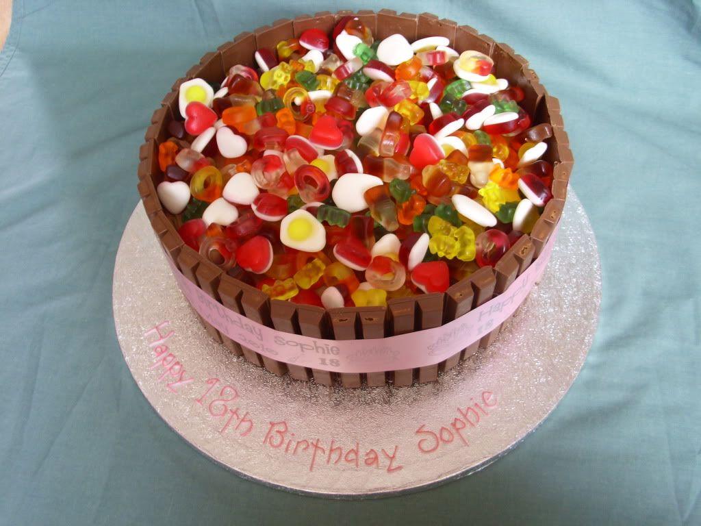 Pick N Mix Cake Dessert Recipes Pinterest Cake Birthday Cakes