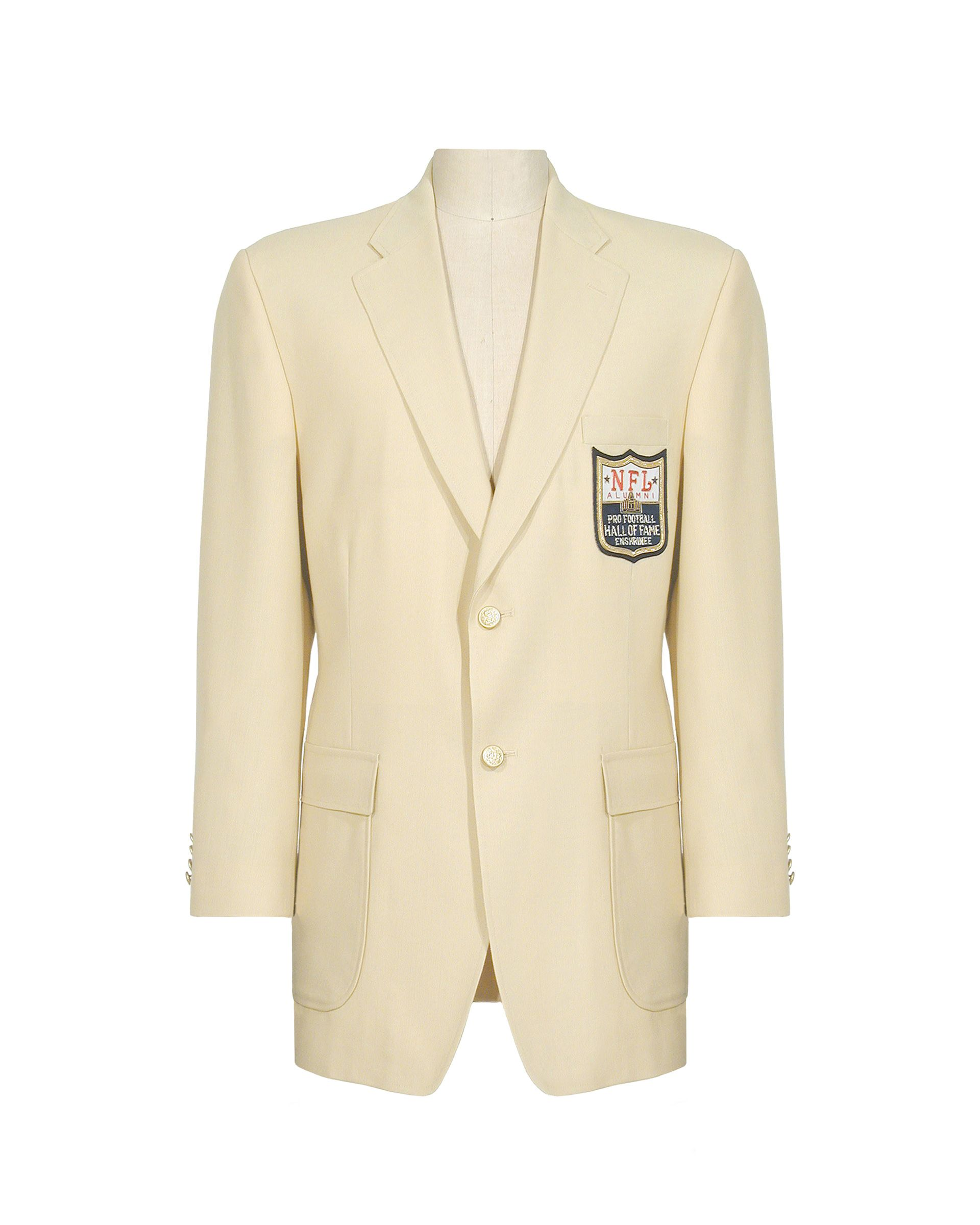 finest selection eda4a ee5b2 THE JACKET OF NFL HEAVEN..PRO FOOTBALL HALL OF FAME IN ...