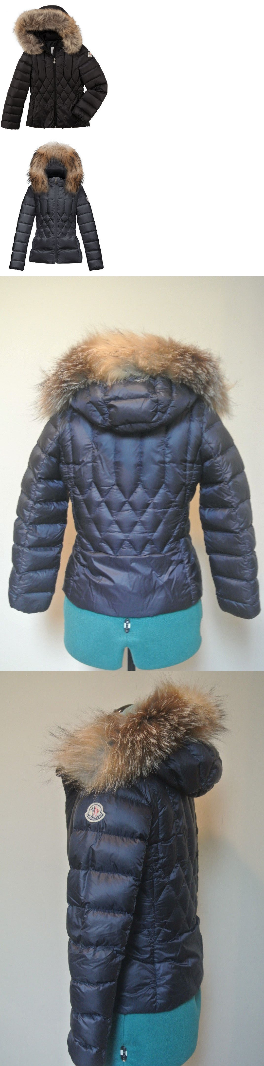 Outerwear 155201 Nwt Moncler Adanna Diamond Quilted