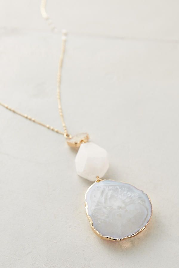 Shades of White Pendant #shadesofwhite