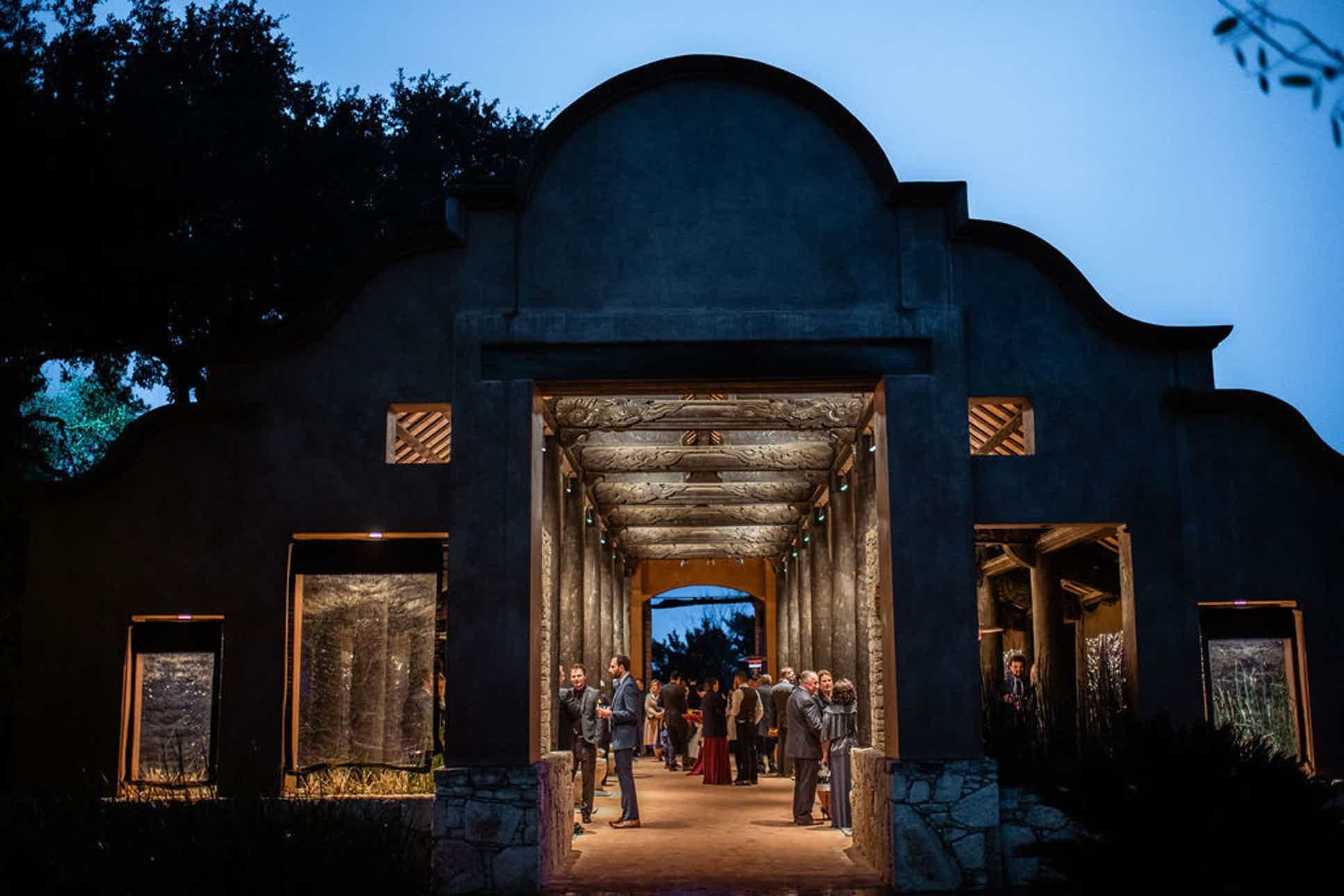 Camp Lucy and other beautiful Dripping Springs wedding