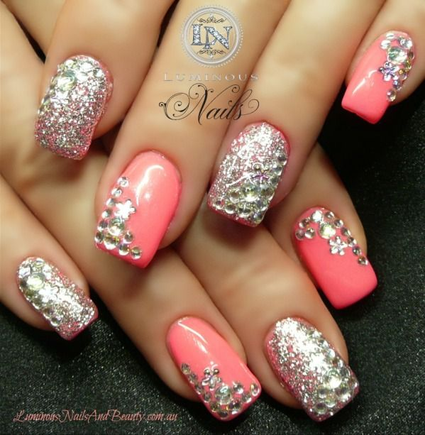 Hy Valentines Day Nails Ideas For S