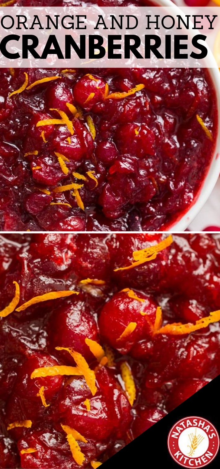Cranberry Sauce Recipe - NatashasKitchen.com