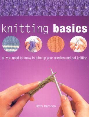 Knitting is fun, practical, therapeutic, and a great way to produce wonderful things to wear and use. A leading English textile designer shows home knitters how to create good-looking items knitted in wool, cotton, silk, mohair, and synthetic yarns. She describes all the needed yarns, needles, and accessories, then instructs in basic skills that include knit, purl, changing colors, and casting off.