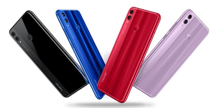 Honor 8x With 6 5 Inch Fhd Display Kirin 710 6gb Ram Announced Honor Newest Smartphones Smartphone