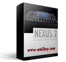 nexus 2 vst crack 2018