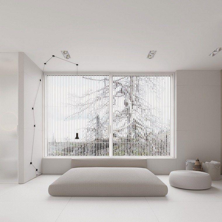 Decoración minimalista – Ideas simples para animar un interior minimalista