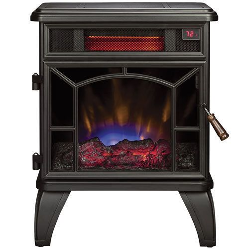 Duraflame Dfi 550 0 Infrared Quartz Electric Heater Stove 5200