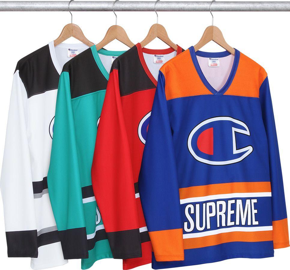 supreme 2014ss Sports garments, Spring summer 2014