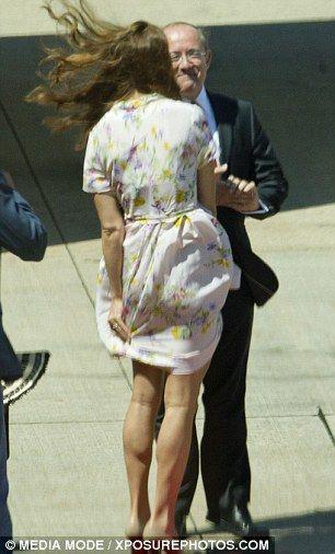 Wind im kurze röcke Röcke im