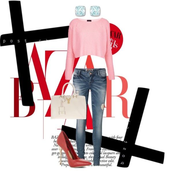 """""""simple shopping"""" by dsilvachick on Polyvore"""