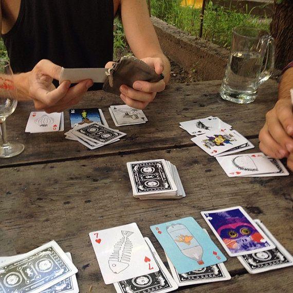 Designer Playing Cards: