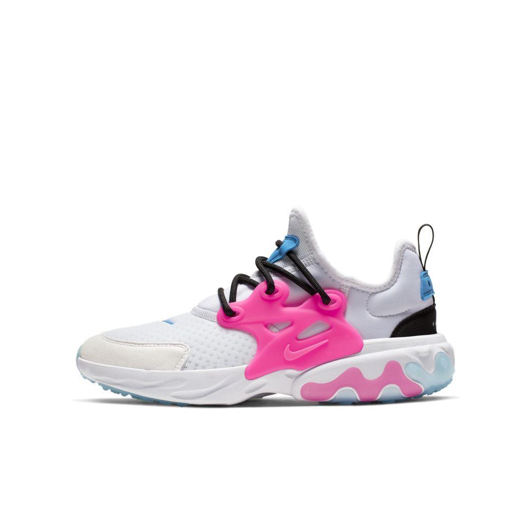 Nike React Presto Big Kids' Shoe. Nike