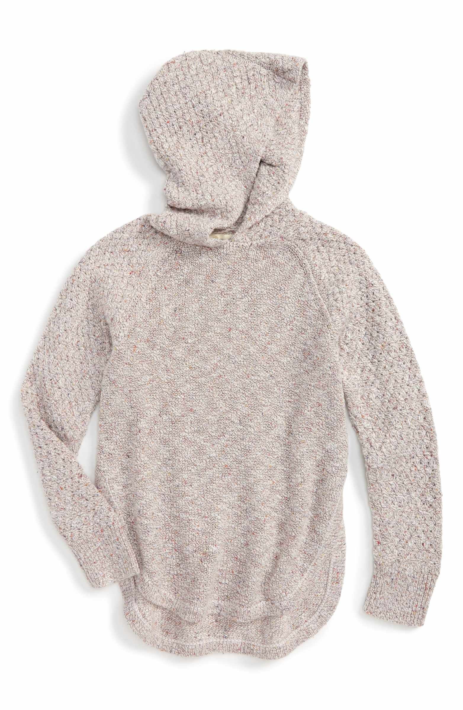 0577e73ea Main Image - Tucker + Tate Hooded Sweater (Toddler Girls