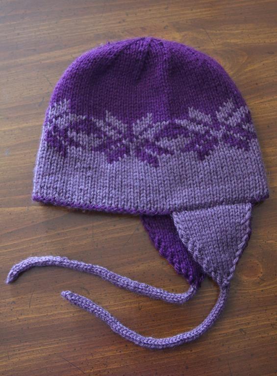 Double Knit Fair Isle Hat Fair Isles Uxui Designer And Knitting