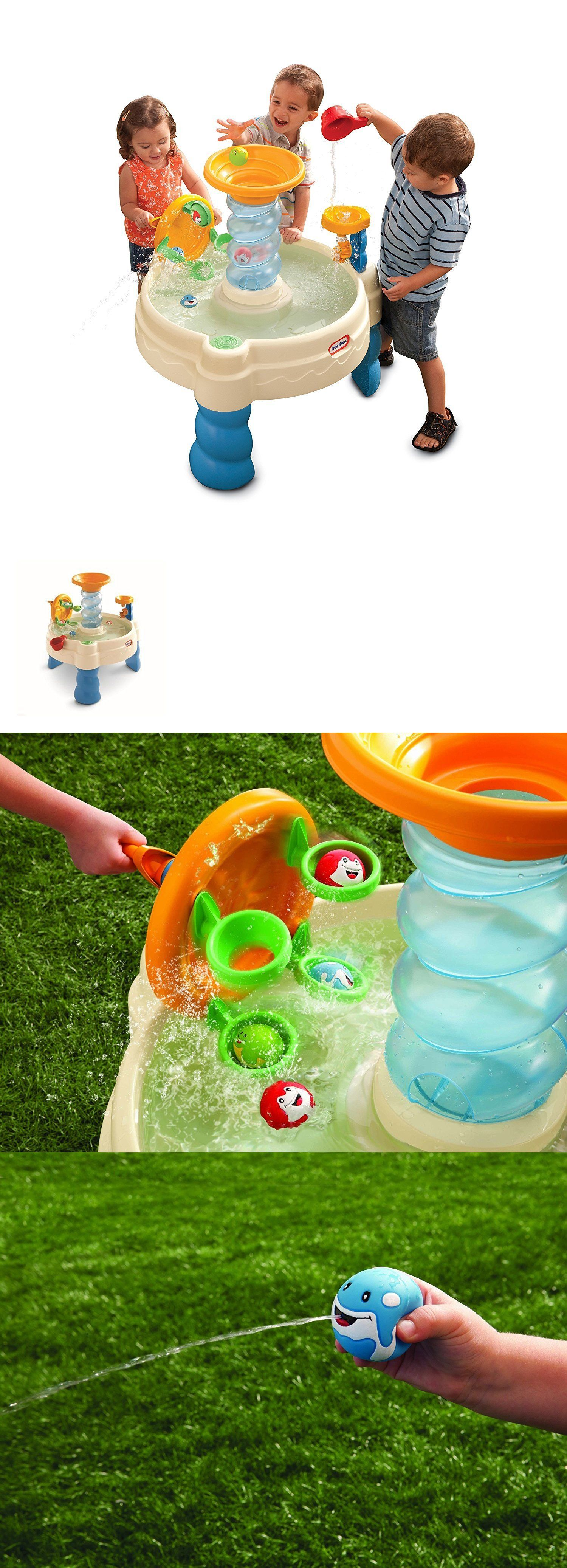 Water Toys Water Table For Kids Fun Play Activity Box