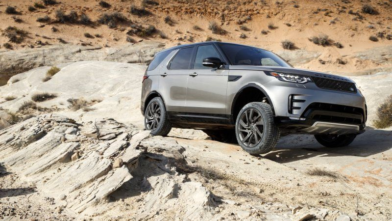 2021 Land Rover Discovery gets hybrid tech as part of mid