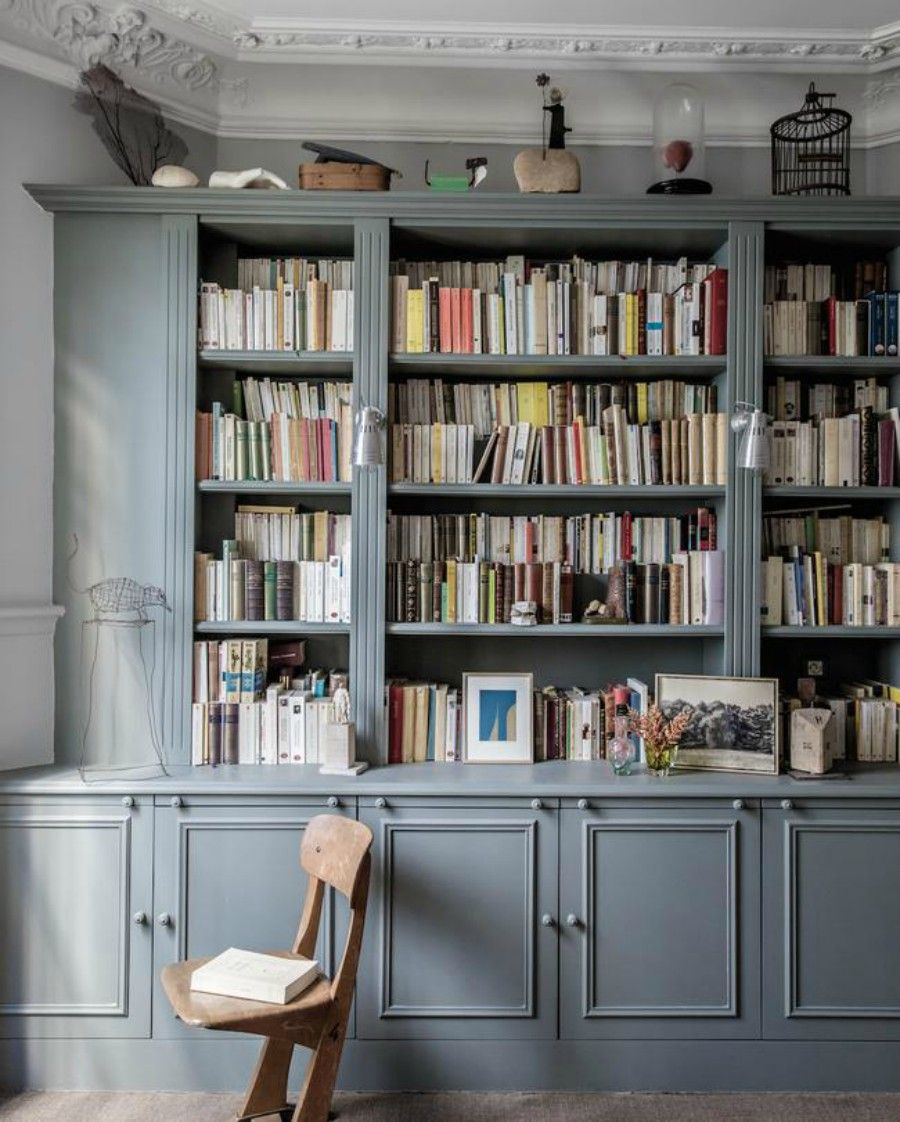 Living With Books Home Library Design Home Home Library