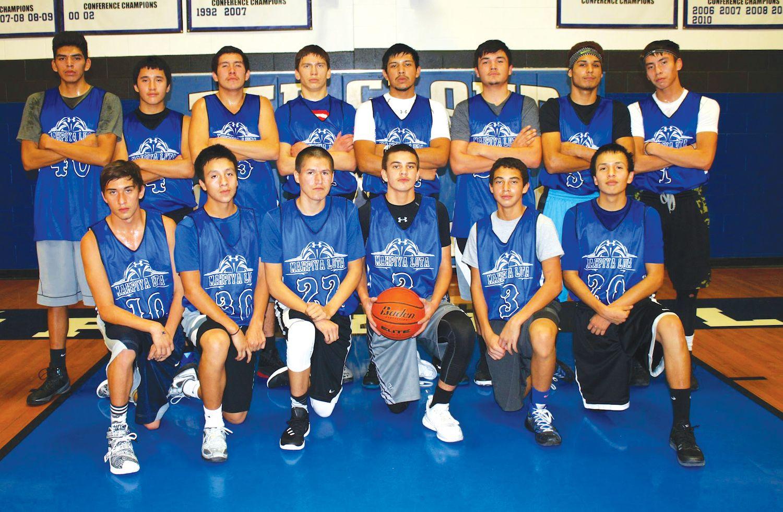 Native Sun News Pine Ridge Basketball Team Steams Over Rivals Basketball Teams Native American News Sun News