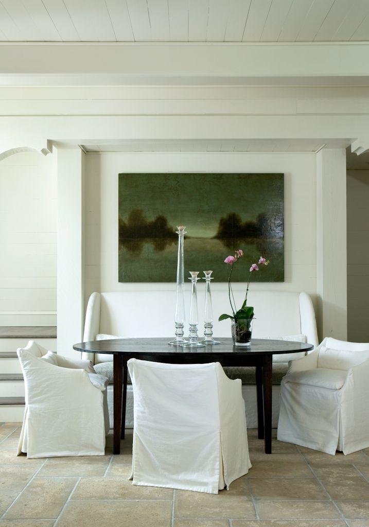 elegant, modern, puristisch wohnzimmer style Pinterest - esszimmer modern mit bank