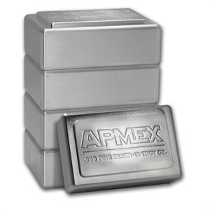 1 Kilo Silver Bar Apmex Stackable Silver Bars Silver Prices Apmex