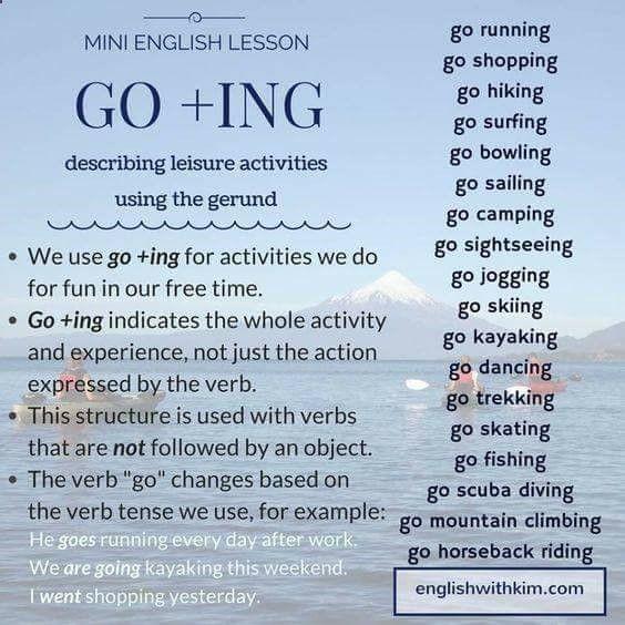 go-ing-describing-leisure-activities-using-the-gerund ...