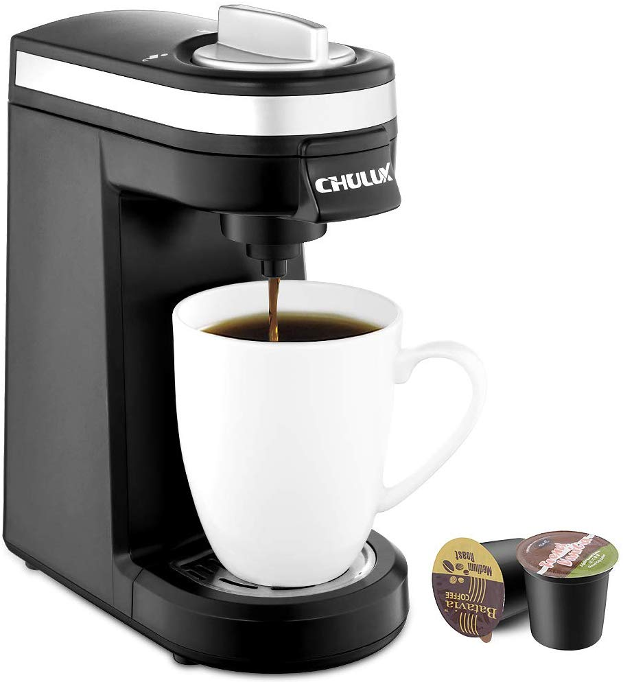 Top 10 Best Single Serve Coffee Makers In 2019 All The Best Review Single Serve Coffee Makers Single Coffee Maker Single Cup Coffee Maker