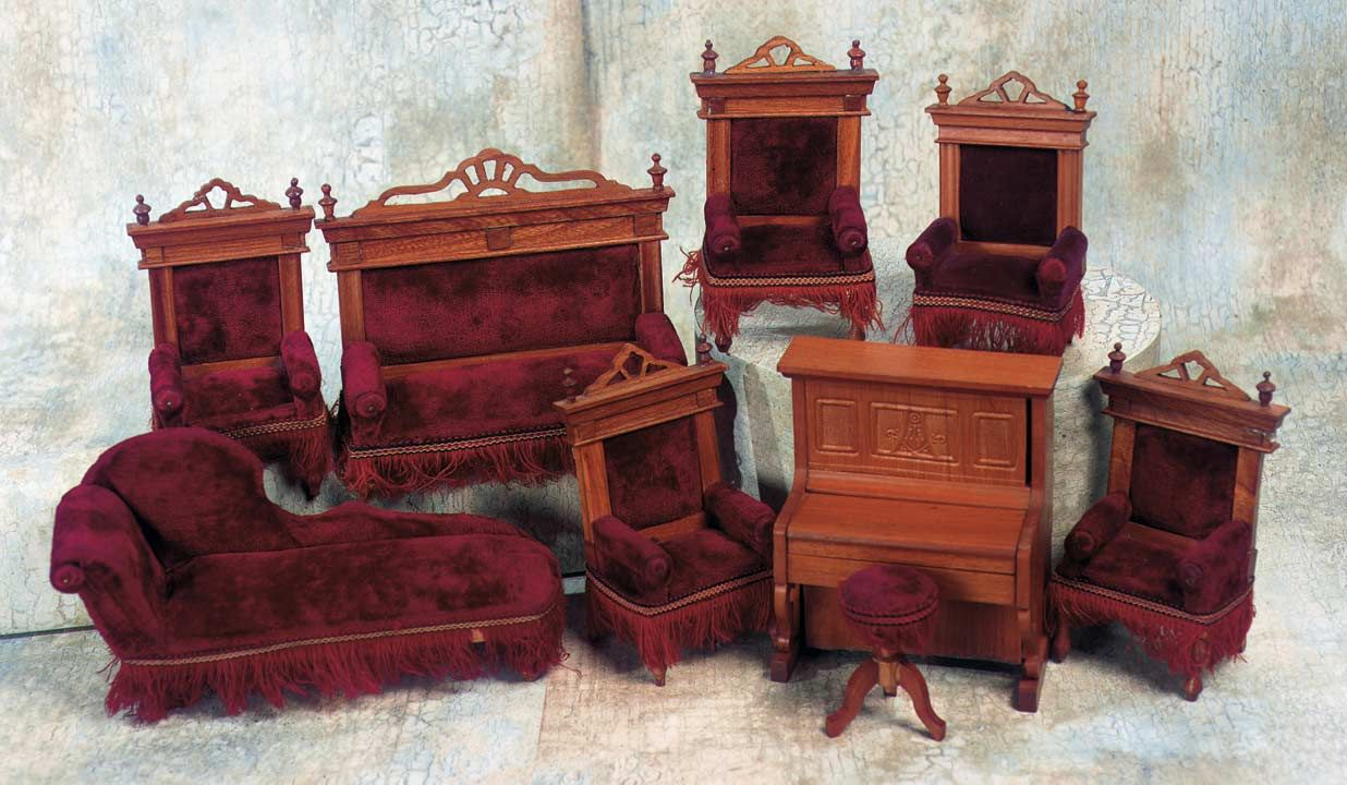 Amy's Miniatures and Smalls / Lundby Doll Houses Plus Any House Scale: Antique  Doll House Furniture - Antique Doll House Miniatures And Smalls / Lundby Doll