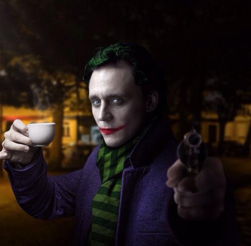 Loki Joker Hiddles ;D
