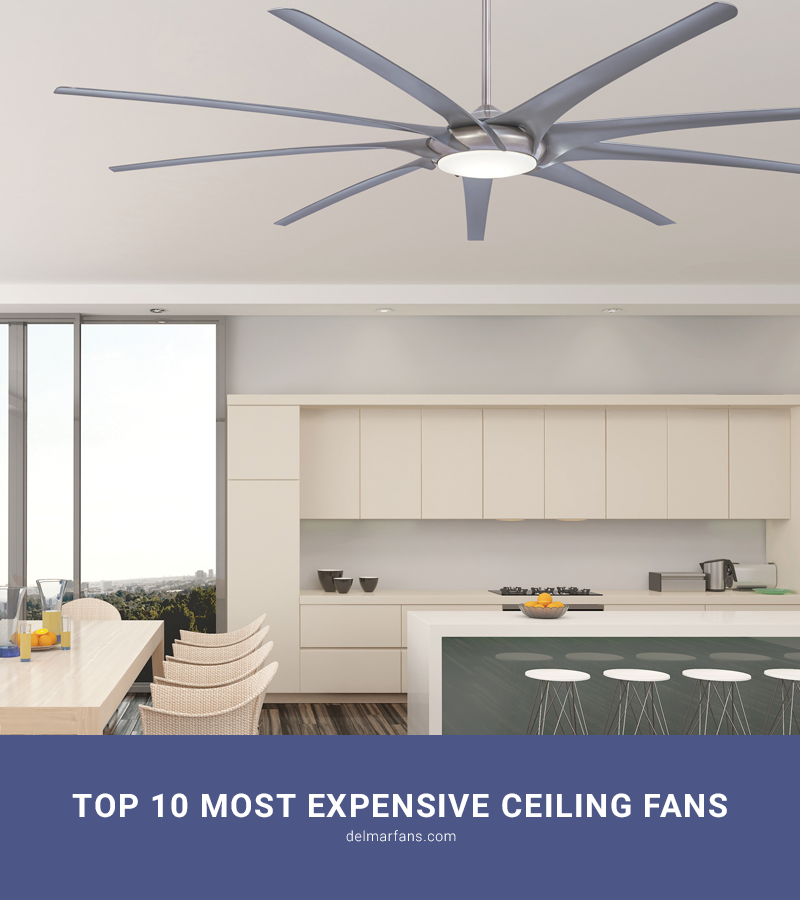 Be Prepared To N Away By The Most Expensive Ceiling Fans These High