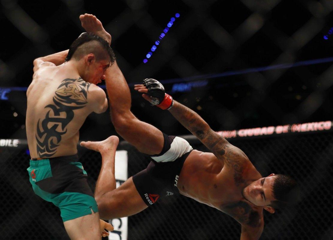 Sergio Pettis Vs Brandon Moreno Full Fight Video Highlights Mma Videos Ufc Fight Night Moreno