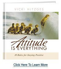 Attitude is Everything with FREE DVD