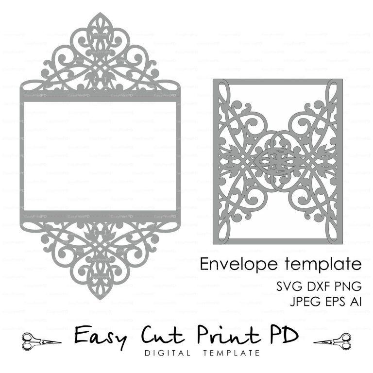 Free Wedding Invitation Templates Lace Unique Designs Online