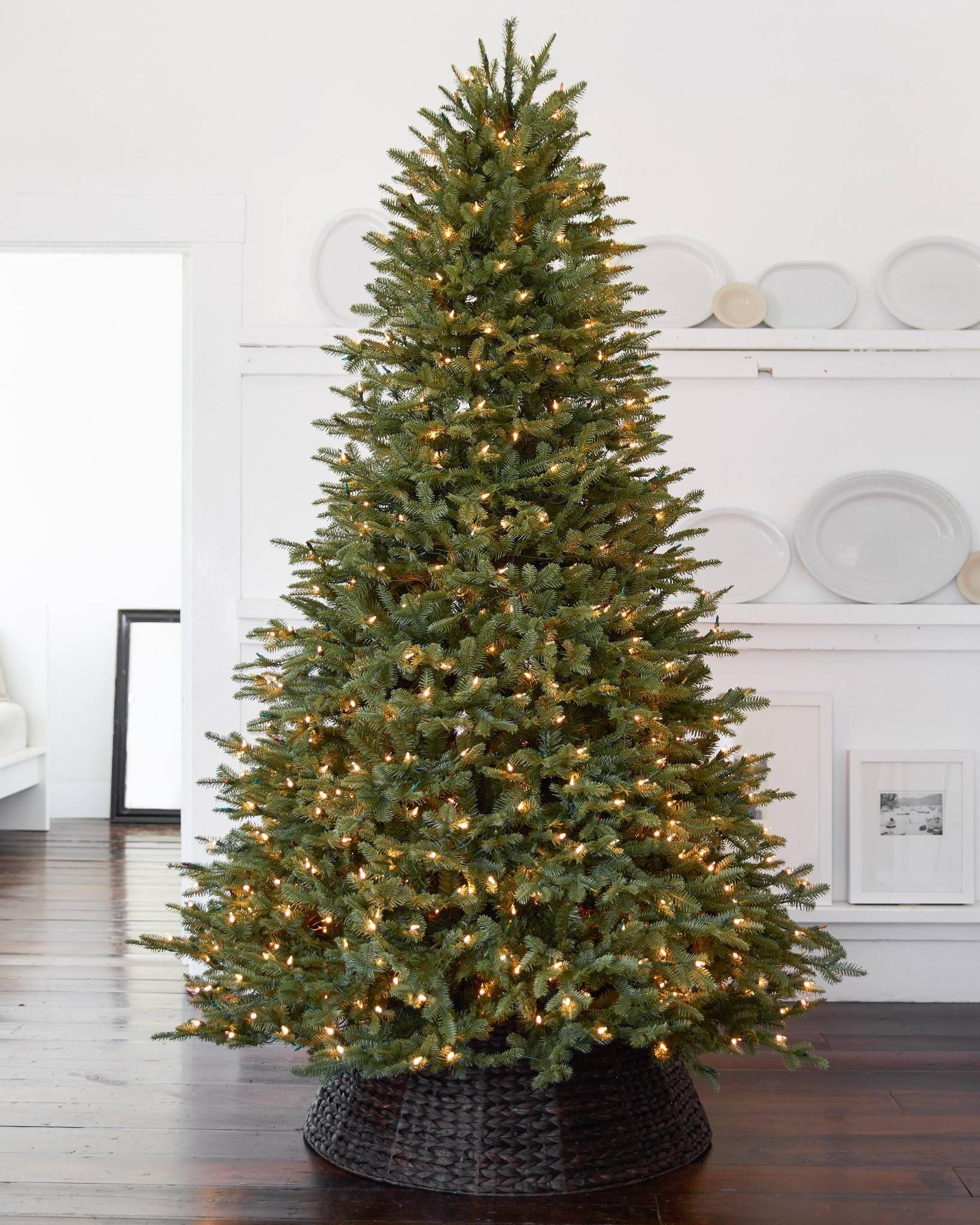 Bh Balsam Fir Flip Tree Elegant Christmas Trees Best