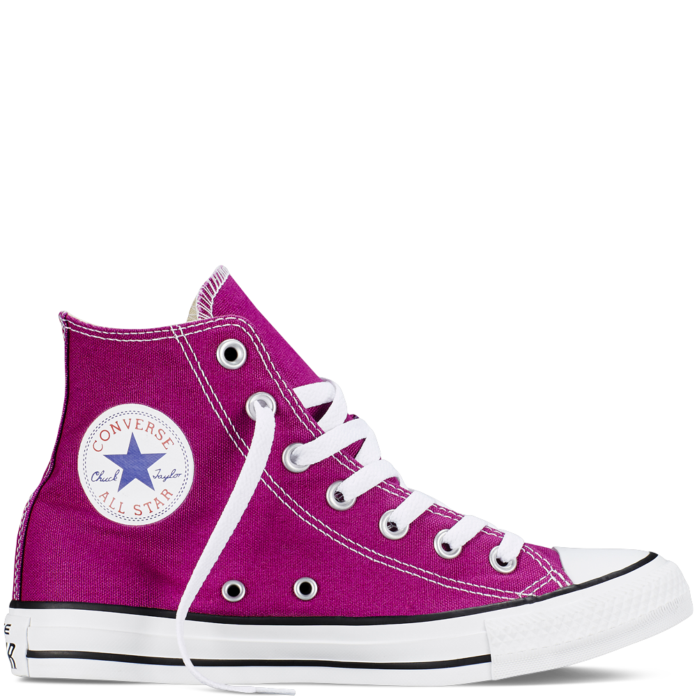88592a347995 Chuck Taylor All Star Fresh Colors pink sapphire | My shoes ...