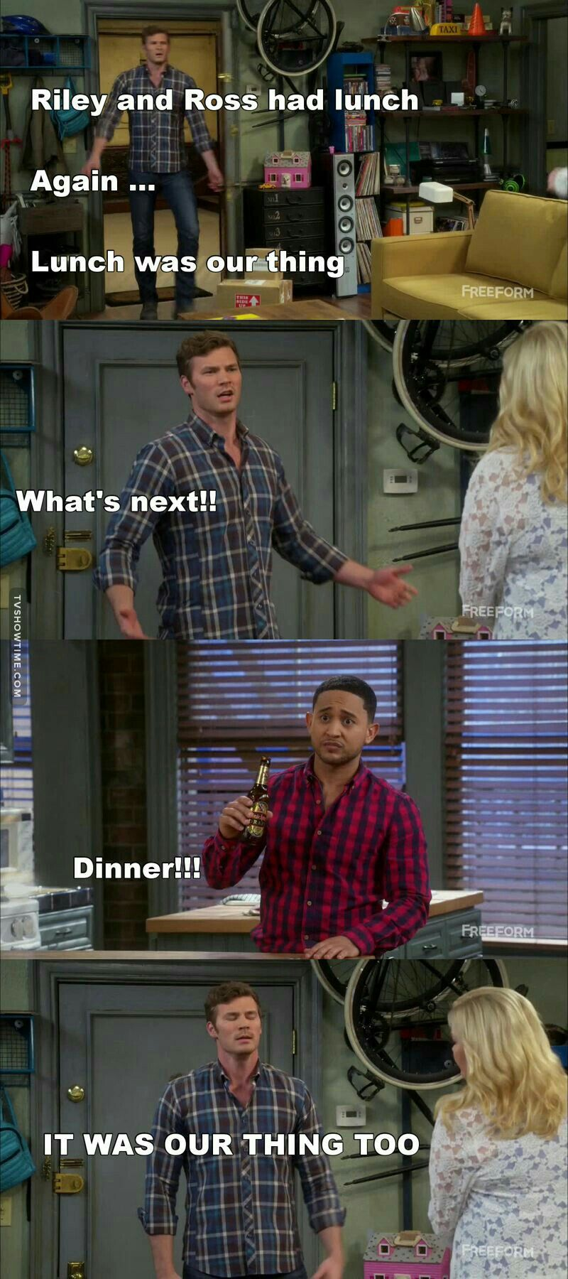 Babydaddy 5x16 double date double down baby daddy