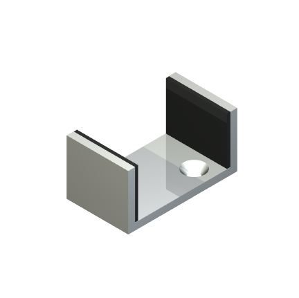 U channel guide the floor mount u channel guide is the best guide u channel guide the floor mount u channel guide is the best guide for a door that cannot have a groove cut down the length of the bottom ie gla eventshaper