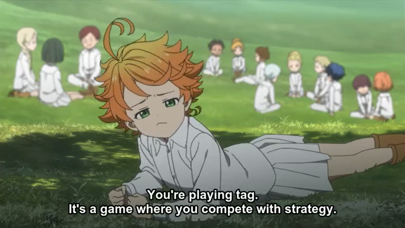 Anime Review The Promised Neverland Episode 1 Anime