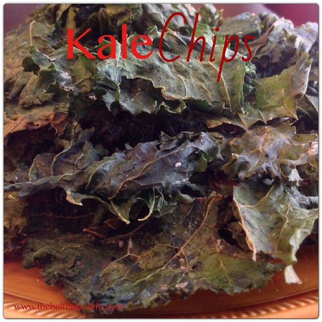Healthy Snack Coming Your Way!! KALE CHIPS