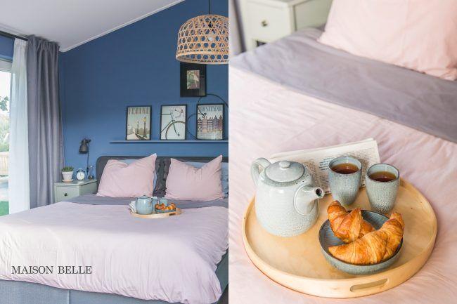 Maison Belle | Blog Slaapkamer makeover Verf: Pure & Original ...