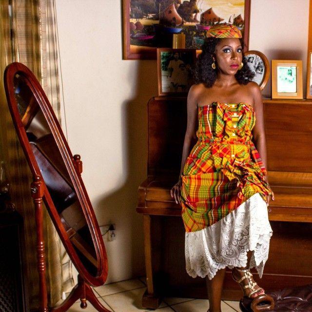 Creole dress
