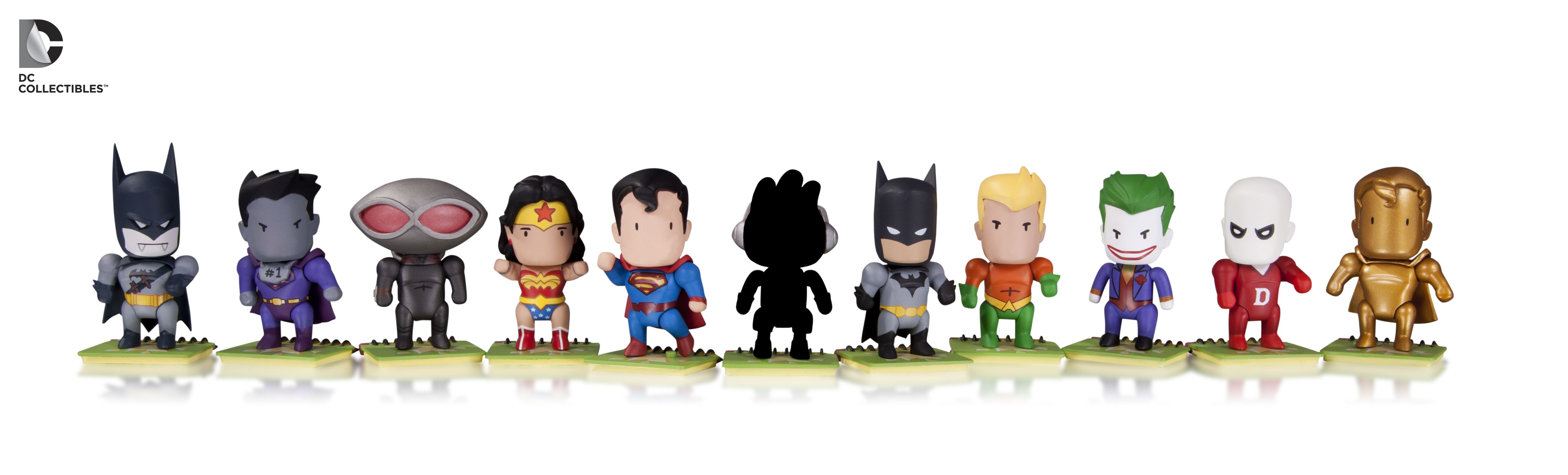 Scribblenauts Unmasked Mini-Figure Series 1 Deadman