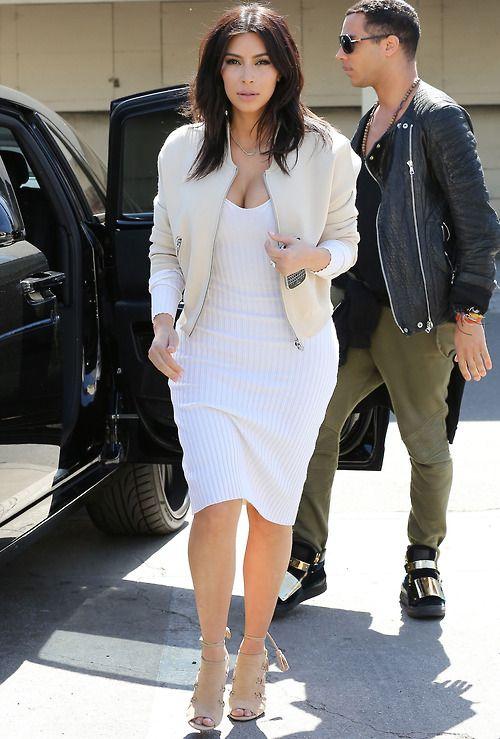 KIM K STREET STYLE 2014 | ... Kim Kardashian 2014 ...