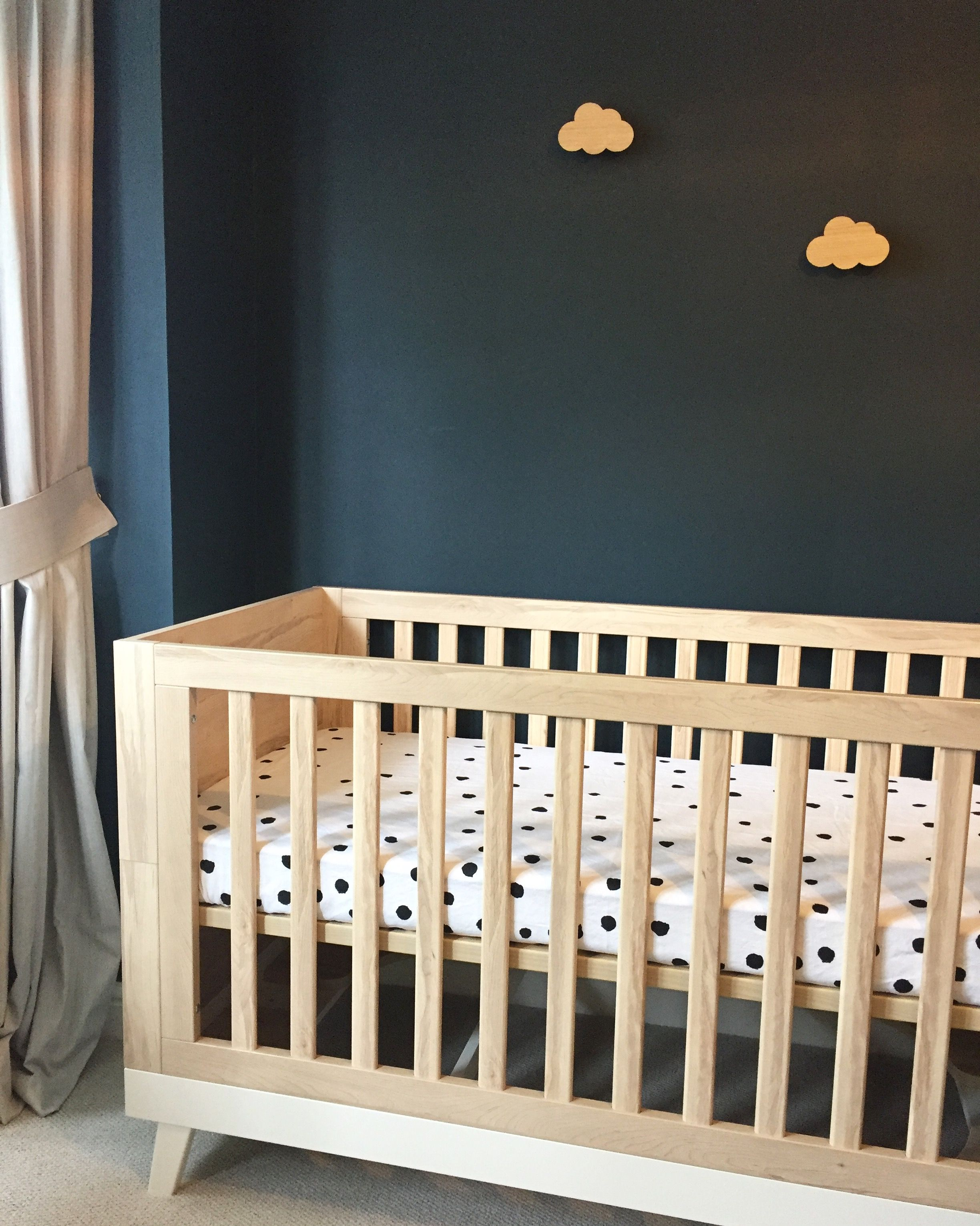 Favourite Corner Of Our New Nursery Hague Blue Walls From